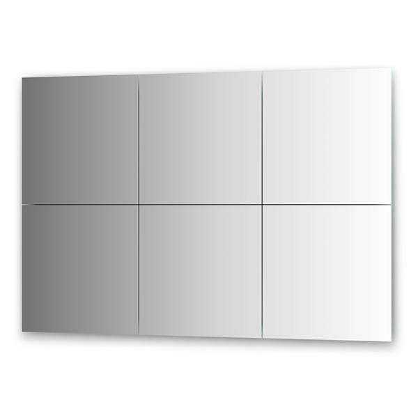 Зеркальная плитка Evoform By 1535 черная плитка для ванной купить