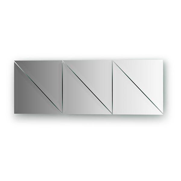 Зеркальная плитка Evoform By 1539 черная плитка для ванной купить