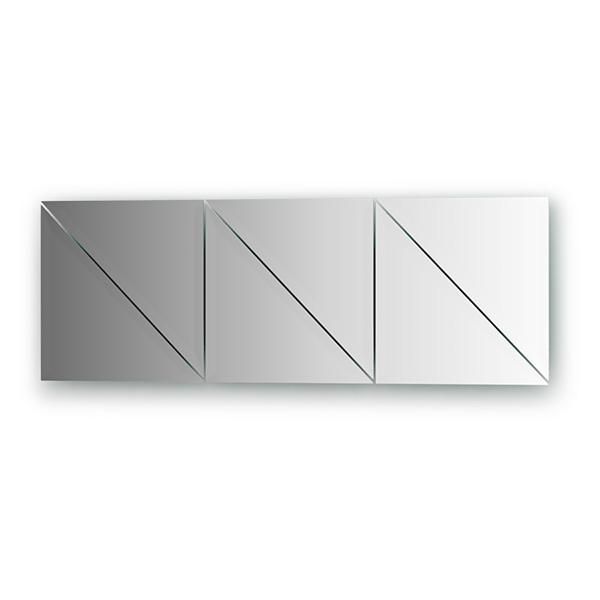 Зеркальная плитка Evoform By 1541 черная плитка для ванной купить