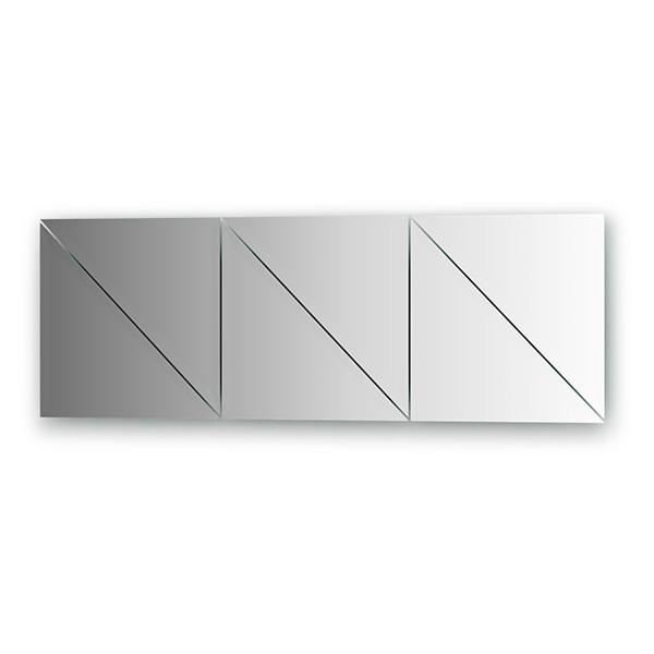 Зеркальная плитка Evoform By 1543 черная плитка для ванной купить