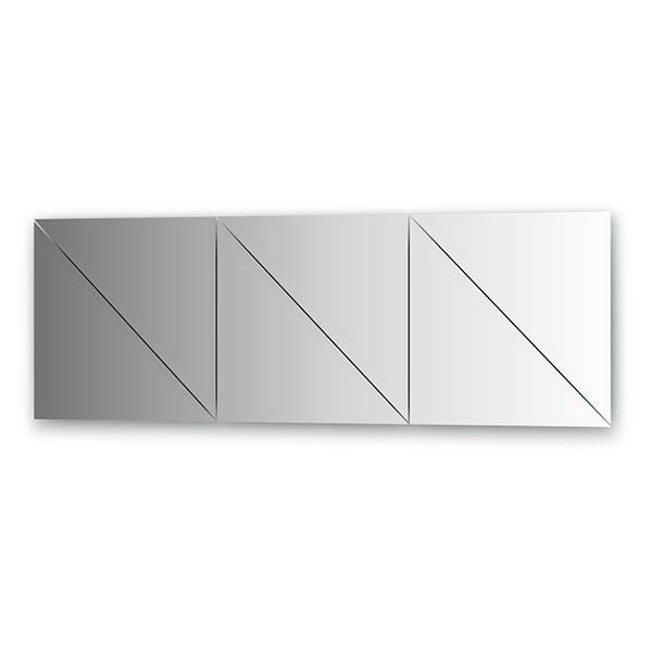 Зеркальная плитка Evoform By 1547 черная плитка для ванной купить