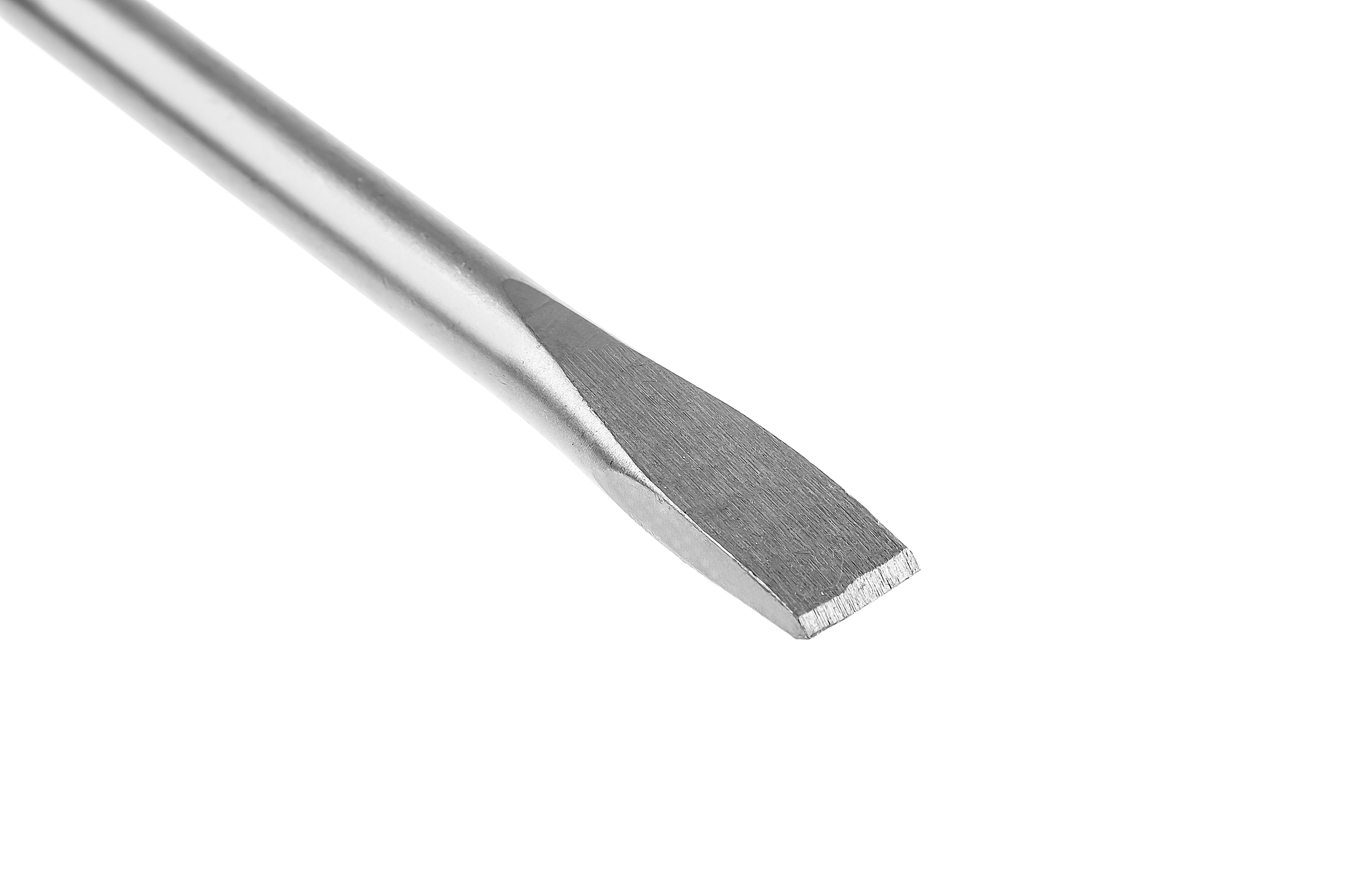 Зубило Hammer Dr ch sds-max плоское 18*280*25мм зубило sturm 9018 sds f40x250