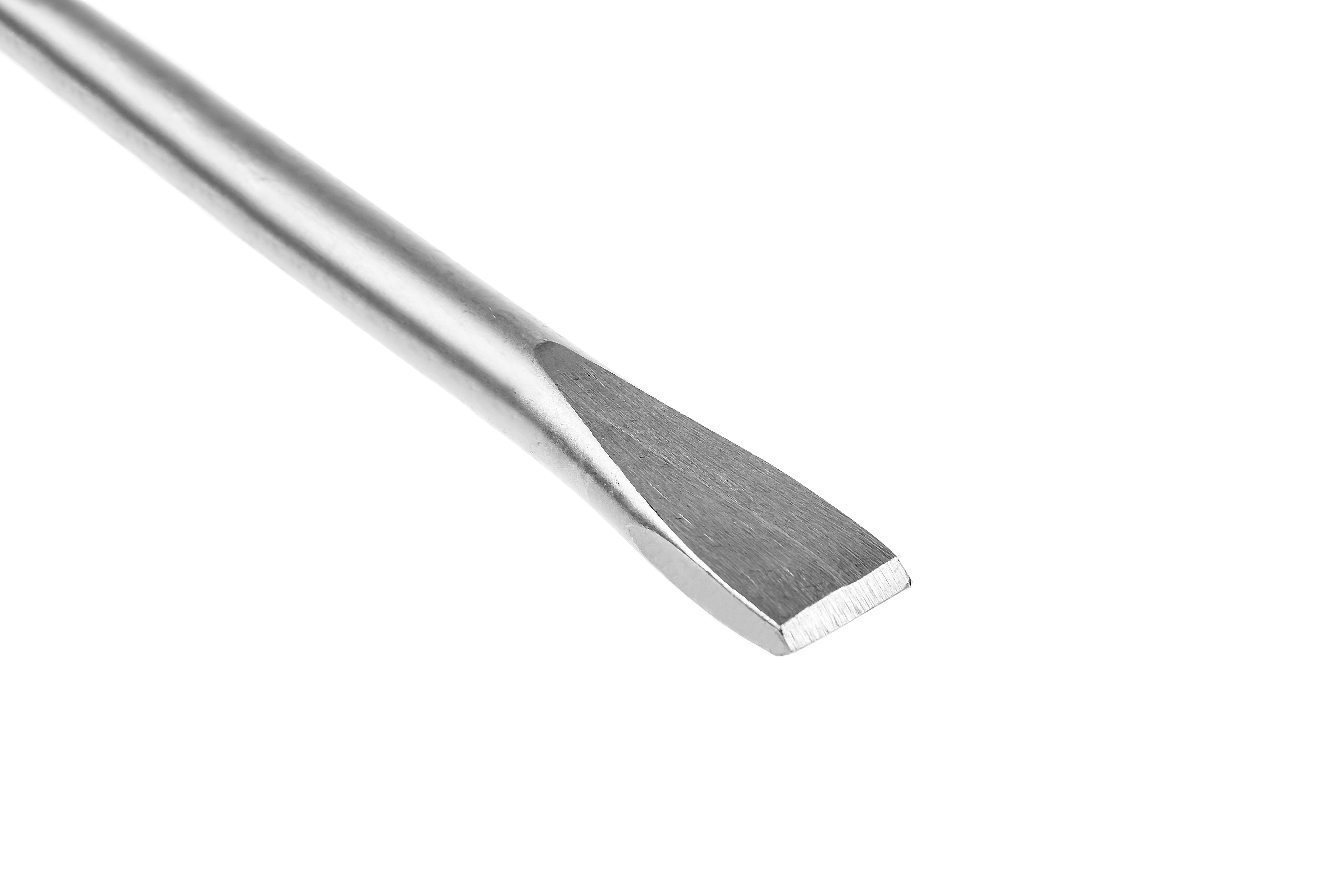 Зубило Hammer Dr ch sds-max плоское 18*400*25мм набор буров hammer 201 902 dr sds set no2