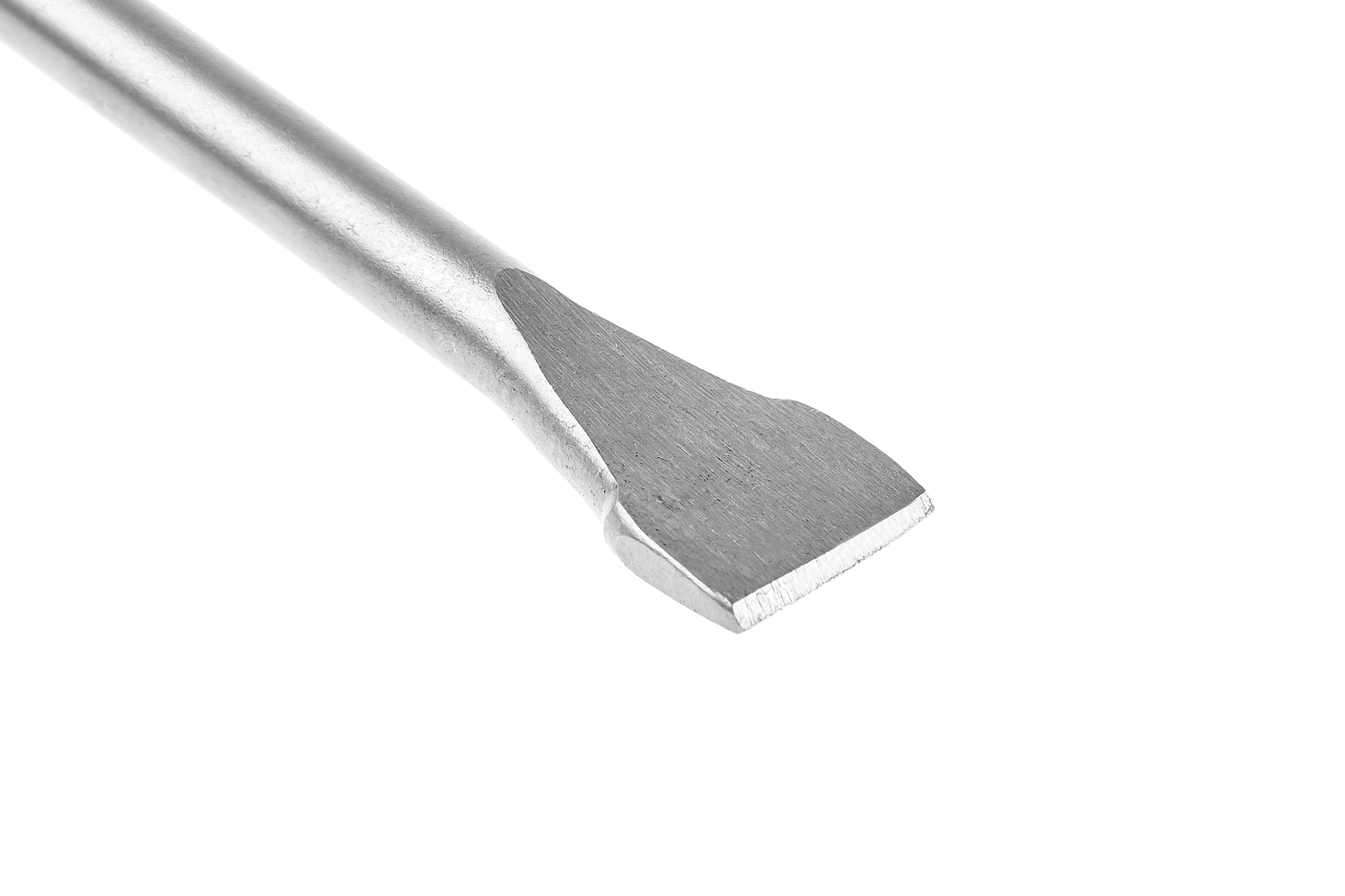 Зубило Hammer Dr ch sds-max плоское 18*280*40мм зубило sturm 9018 sds f40x250