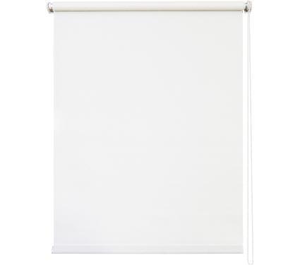 Рулонная штора УЮТ 80х175 Плайн белый