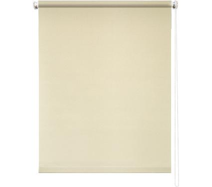 Рулонная штора УЮТ 80х175 Плайн кремовый