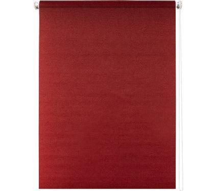 Рулонная штора УЮТ 100х175 Плайн красный