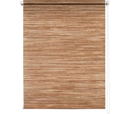 Рулонная штора УЮТ 70х175 Натурэль коричневый