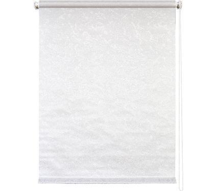 Рулонная штора УЮТ 180х175 Фрост белый