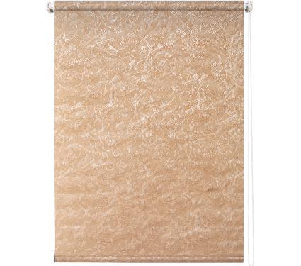 Рулонная штора УЮТ 90х175 Фрост коричневый