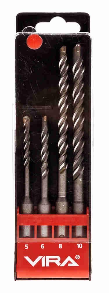 Набор буров Vira 564511 набор инструмента vira 305057