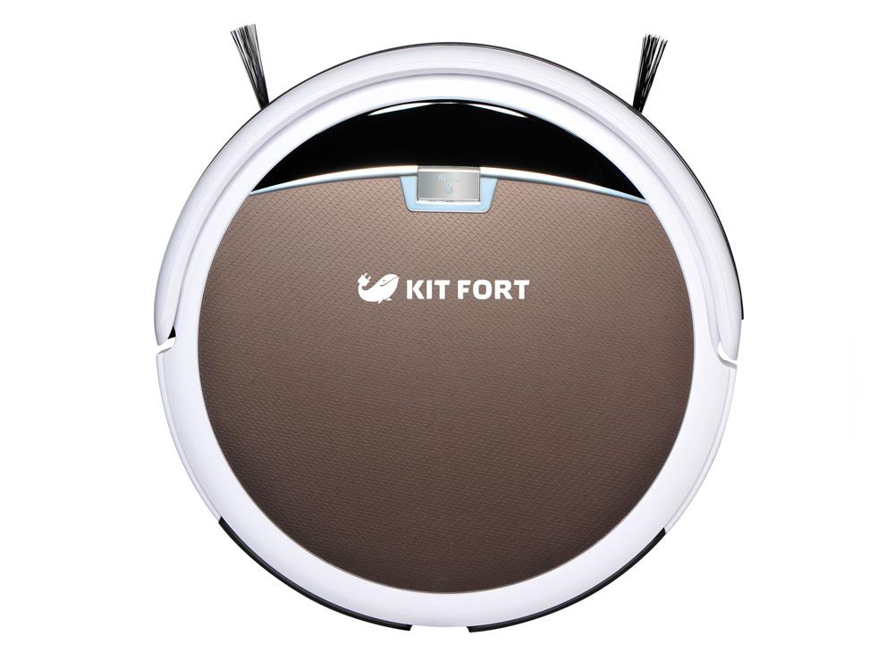 Пылесос Kitfort Kt-519-4 коричневый