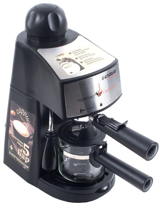 Кофеварка Endever Costa-1050 кофеварка endever costa 1042