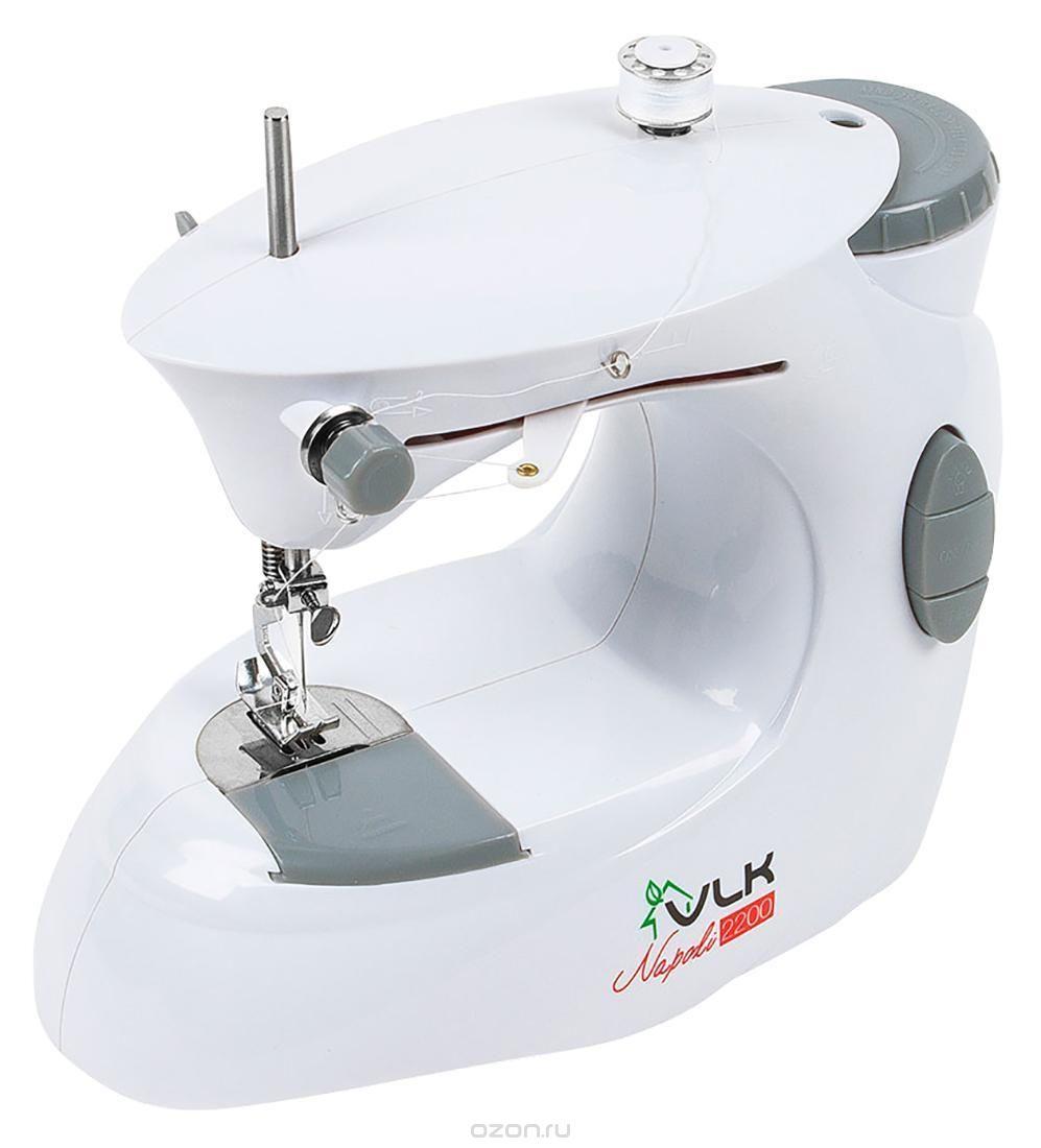 Швейная машинка Vlk 2200 швейная машина vlk napoli 2100 белый