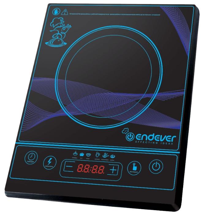 Плита индукционная Endever Ip-26 электрическая плита endever ip 28 закаленное стекло индукционная черный [80033]