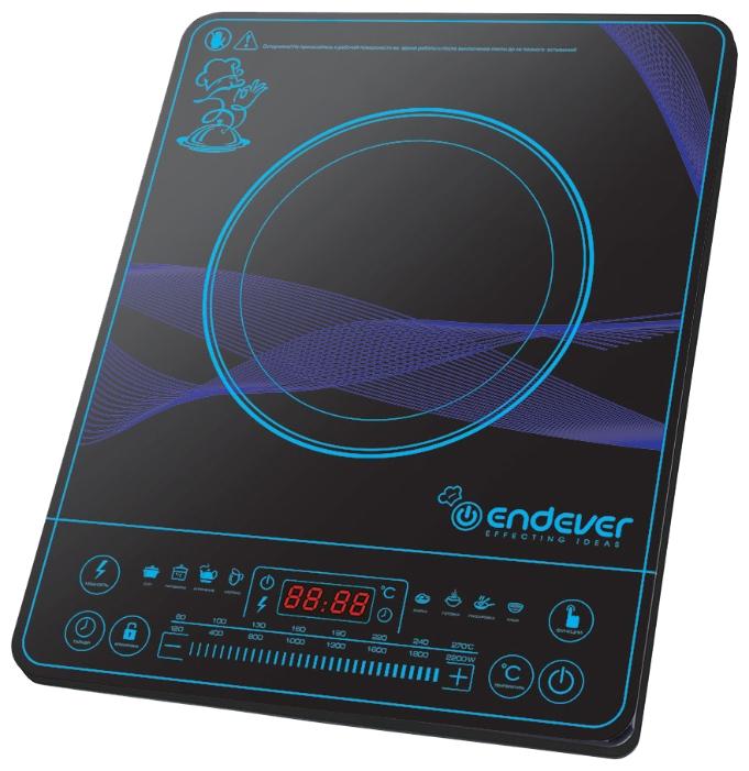Плита индукционная Endever Ip-32 электрическая плита endever ip 28 закаленное стекло индукционная черный [80033]