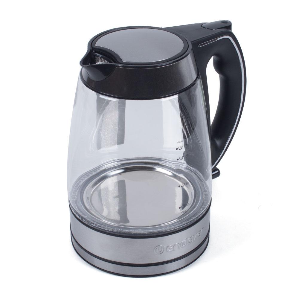 Чайник Endever Kr-321g чайник электрический endever kr 321g
