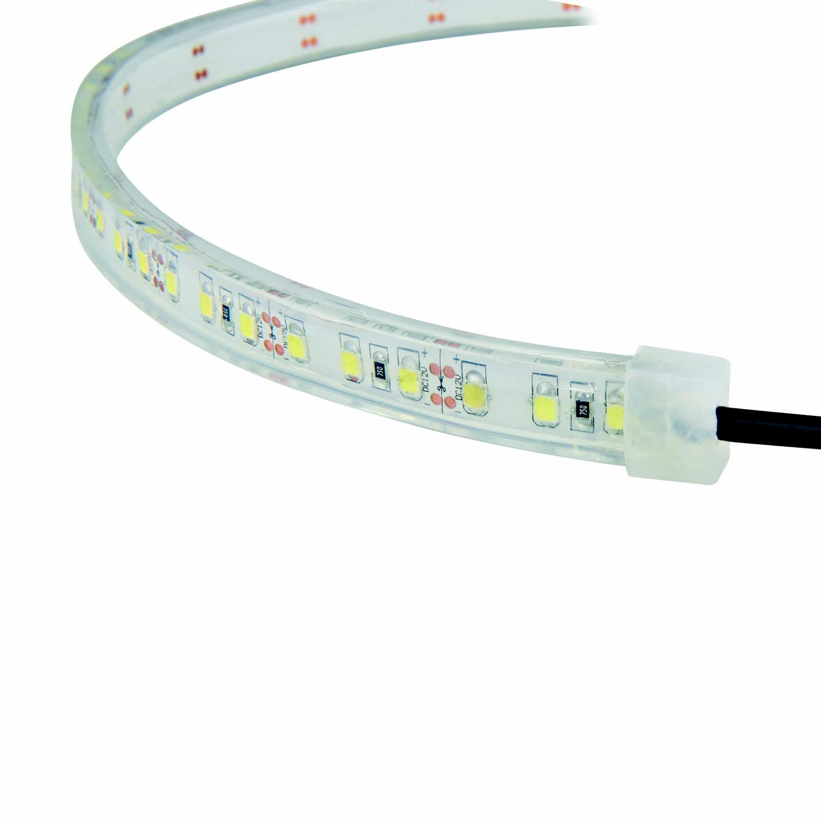 Лента светодиодная Uniel Uls-2835-60led/m-10mm-ip68-dc12v-9,6w/m-5m-dw