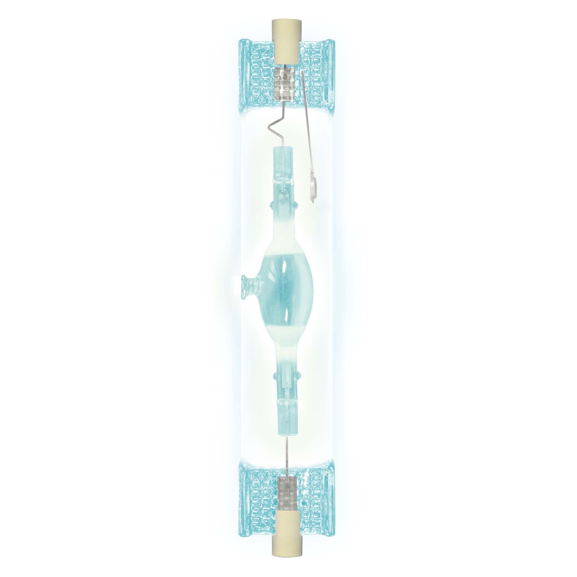 Лампа газоразрядная Uniel Mh-de-150/green/r7s 24шт