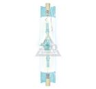 Лампа газоразрядная UNIEL MH-DE-150/PURPLE/R7s 24шт