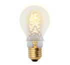 Лампа накаливания UNIEL VINTAGE IL-V-A60-40/GOLDEN/E27 CW01 10шт