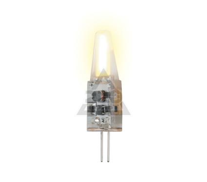 Лампа светодиодная UNIEL LED-JC-220/2W/WW/G4/CL SIZ05TR 25шт