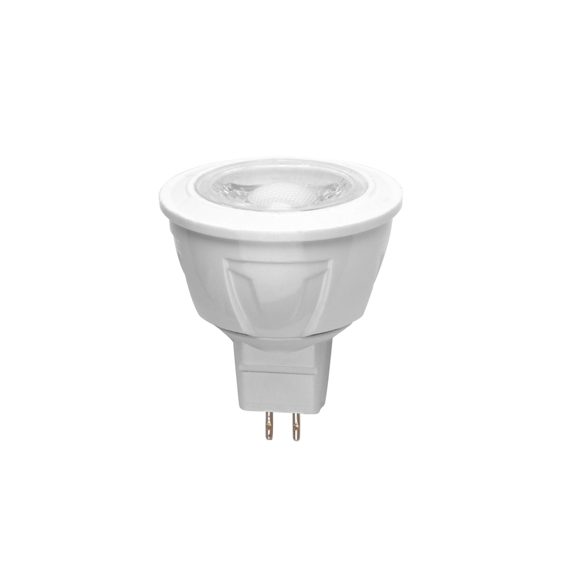 Лампа светодиодная Uniel Led-jcdr-5w/ww/gu5.3/fr alp01wh 10шт лампа светодиодная 07912 gu5 3 5w 3000k jcdr матовая led jcdr 5w ww gu5 3 fr alp01wh