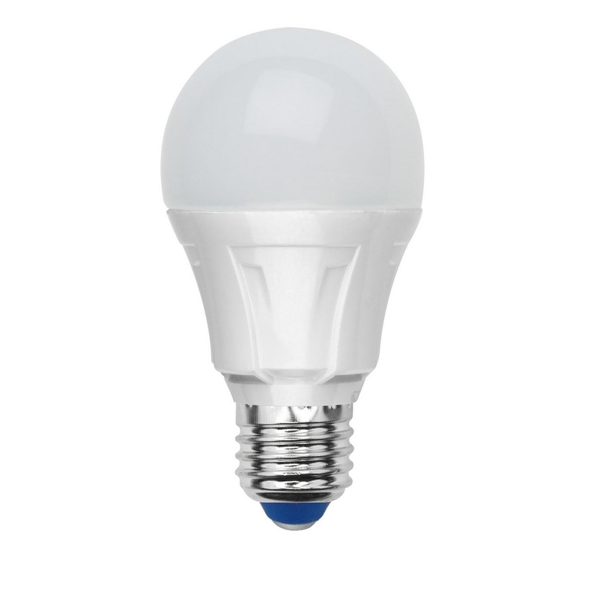 Лампа светодиодная Volpe Led-a60-11w/nw/e27/fr/s  (LED-A60-11W/NW/E27/FR/S картон)