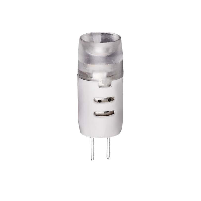 Лампа светодиодная Volpe Led-jc-2w/ww/g4/fr/s 20шт led светильник philips led g4 12v 1 2w g4