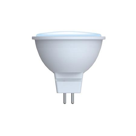 Лампа светодиодная Volpe Led-jcdr-5w/ww/gu5.3/s 25шт лампа светодиодная 07912 gu5 3 5w 3000k jcdr матовая led jcdr 5w ww gu5 3 fr alp01wh