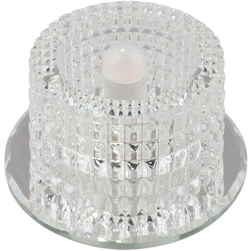 Светильник встраиваемый Fametto Dls-f110 g9 glassy/clear хочу автомат для продажи фаст фуда