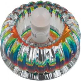 Купить Светильник встраиваемый Fametto Dls-f115 g9 chrome/colour