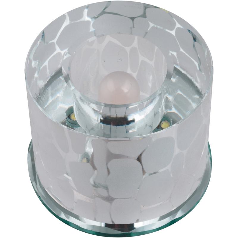 Купить Светильник встраиваемый Fametto Dls-l115 g9 glassy/clear
