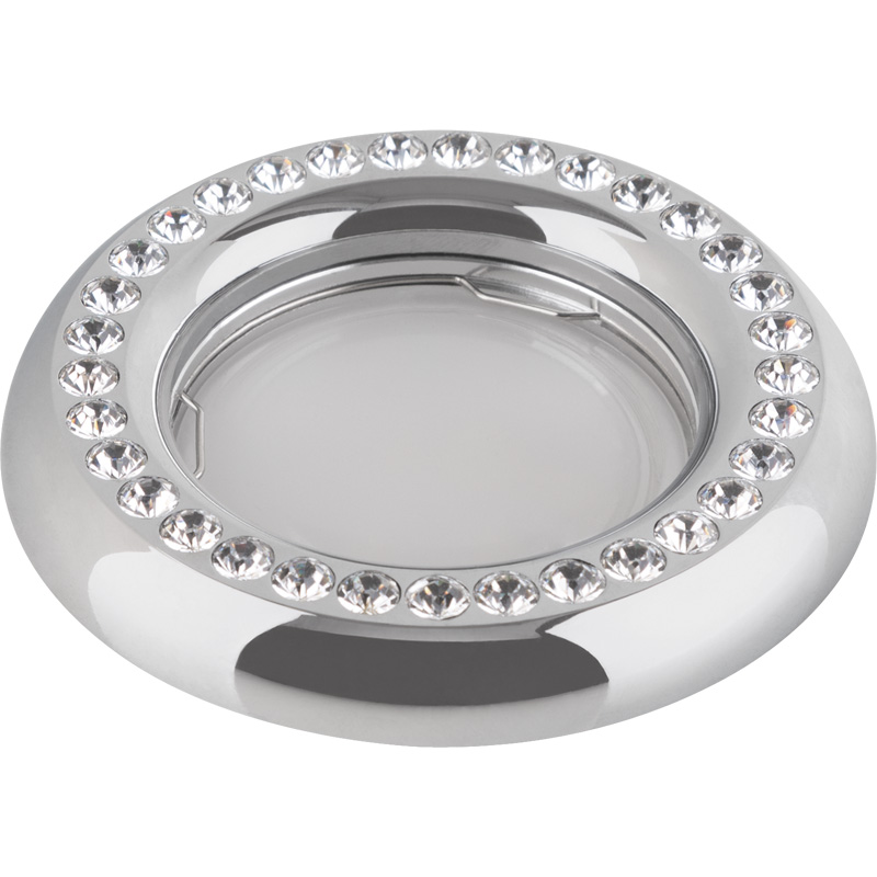 Светильник встраиваемый Fametto Dls-v101 gu5.3 chrome цены онлайн