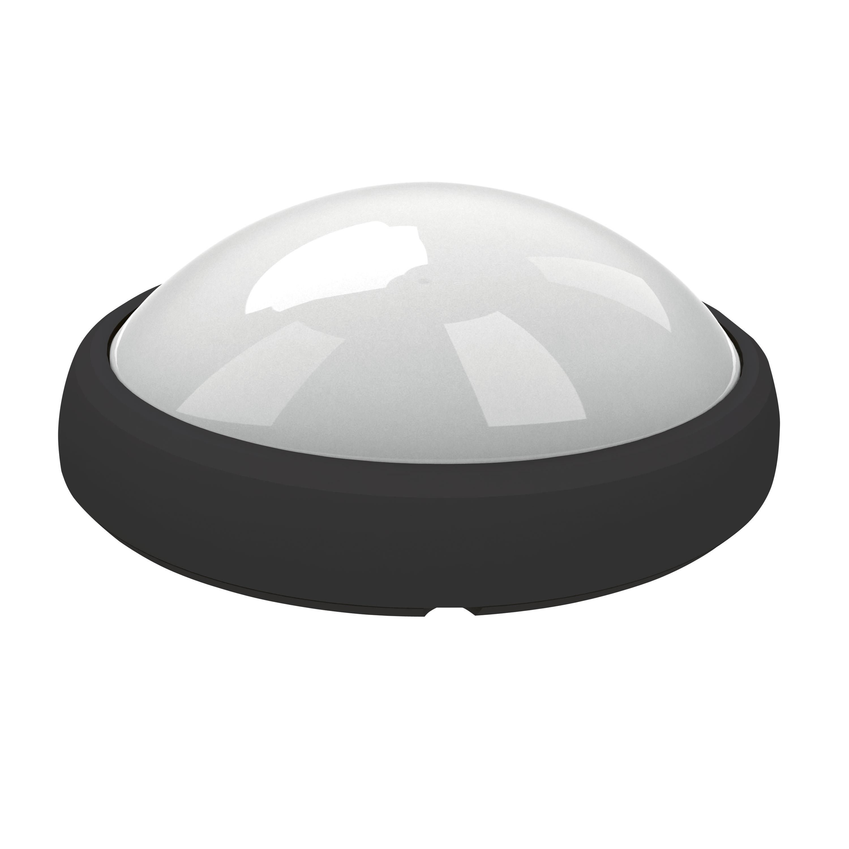 Купить Светильник настенно-потолочный Uniel Ulw-o04-12w/nw ip65 black