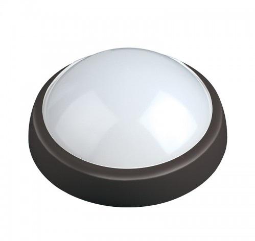 Светильник настенно-потолочный Uniel Ulw-r02-7w/dw ip54 black