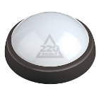 Светильник настенно-потолочный UNIEL ULW-R04-12W/NW IP65 BLACK