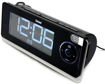 Uniel Часы-радио Uniel Utp-43k (UTP-43K цвет корпуса - черный)