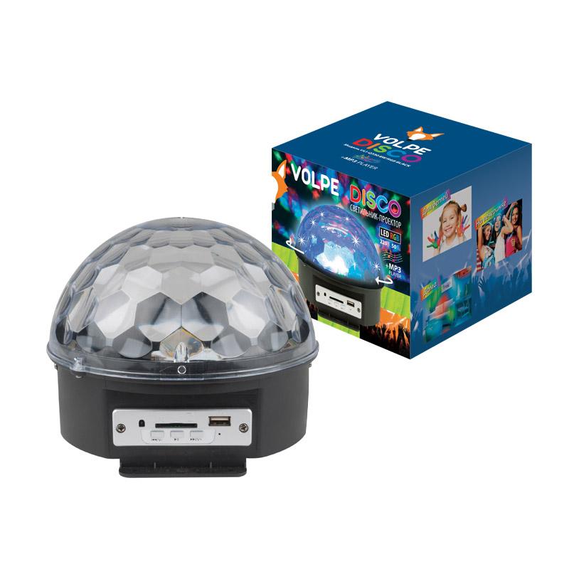 Светильник-проектор Volpe Uli-q330 от 220 Вольт