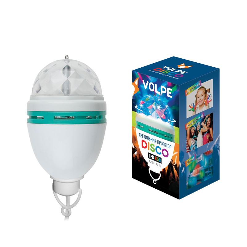 Светильник-проектор Volpe Uli-q303 от 220 Вольт