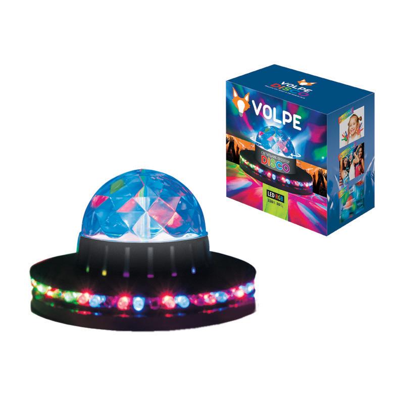 Светильник-проектор Volpe Uli-q305 проектор