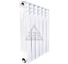 Радиатор алюминиевый APRIORI 500х80 литой 4 секции а