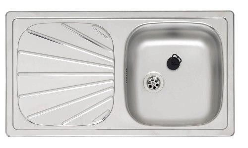 Мойка кухонная Reginox Beta 10 lux okg (box)
