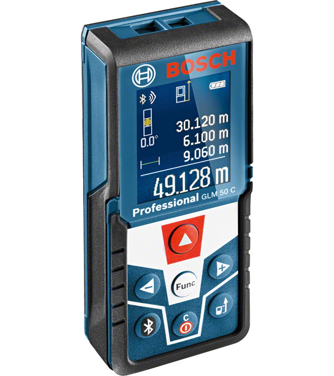 Дальномер Bosch Glm 50c (0.601.072.c00)