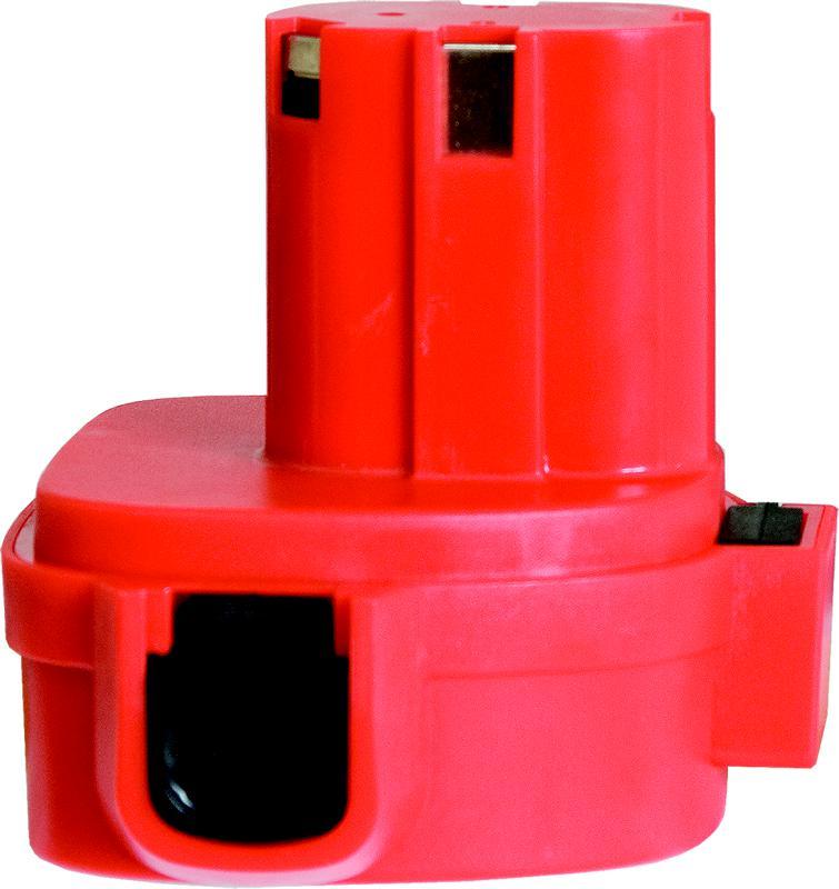 Аккумулятор КАЛИБР 10144 аккумулятор практика 038 807 12 0в 2 0ач nicd для dewalt в коробке