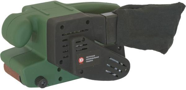 Машинка шлифовальная ленточная КАЛИБР ЛШМ- 750+ машинка шлифовальная ленточная вихрь лшм 75 800