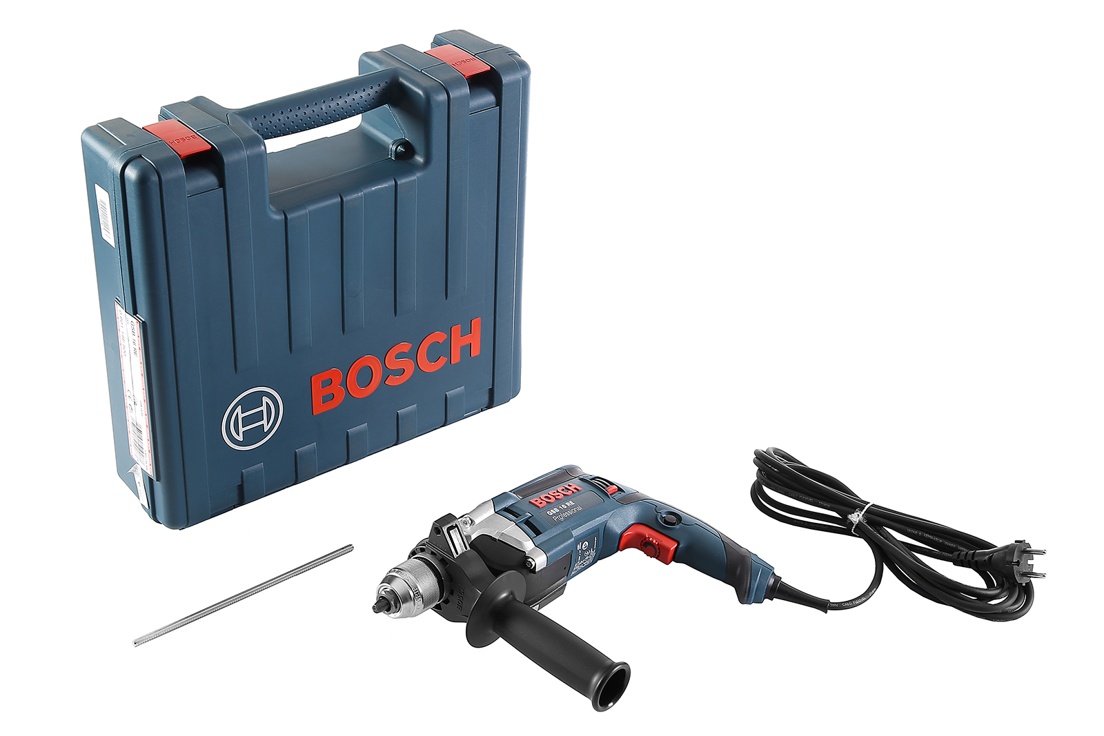 Дрель ударная Bosch Gsb 16 re (500)(0.601.14e.500)