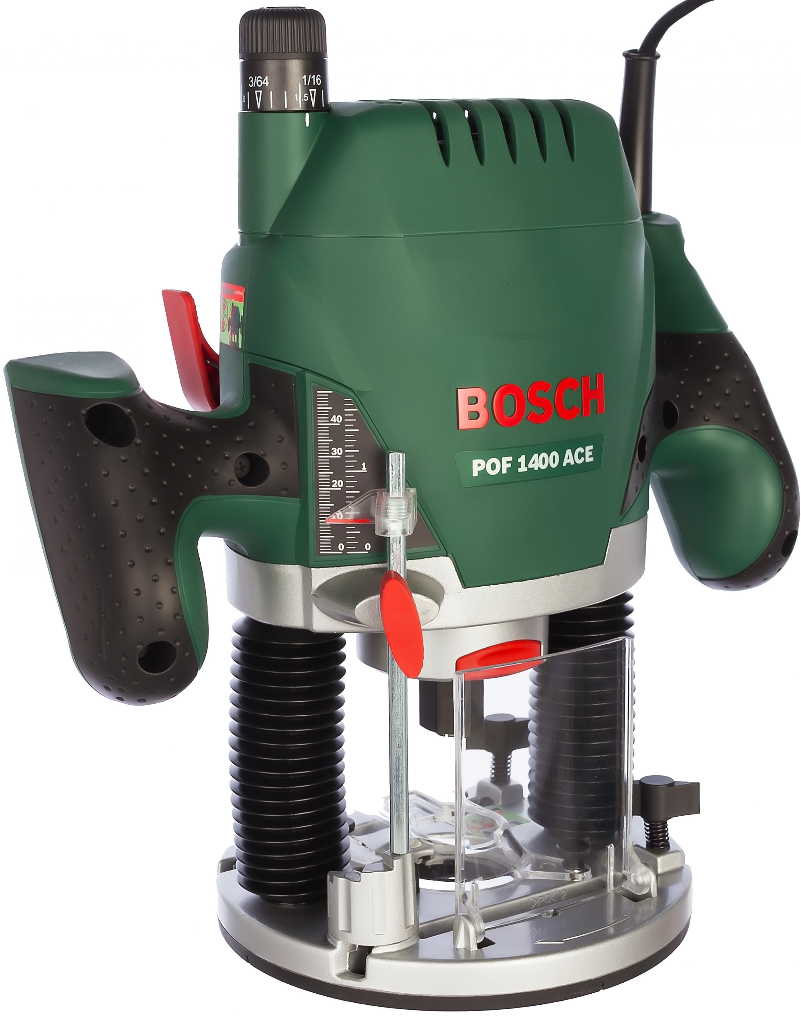 цены на Фрезер Bosch Pof 1400 ace (0.603.26c.820) в интернет-магазинах