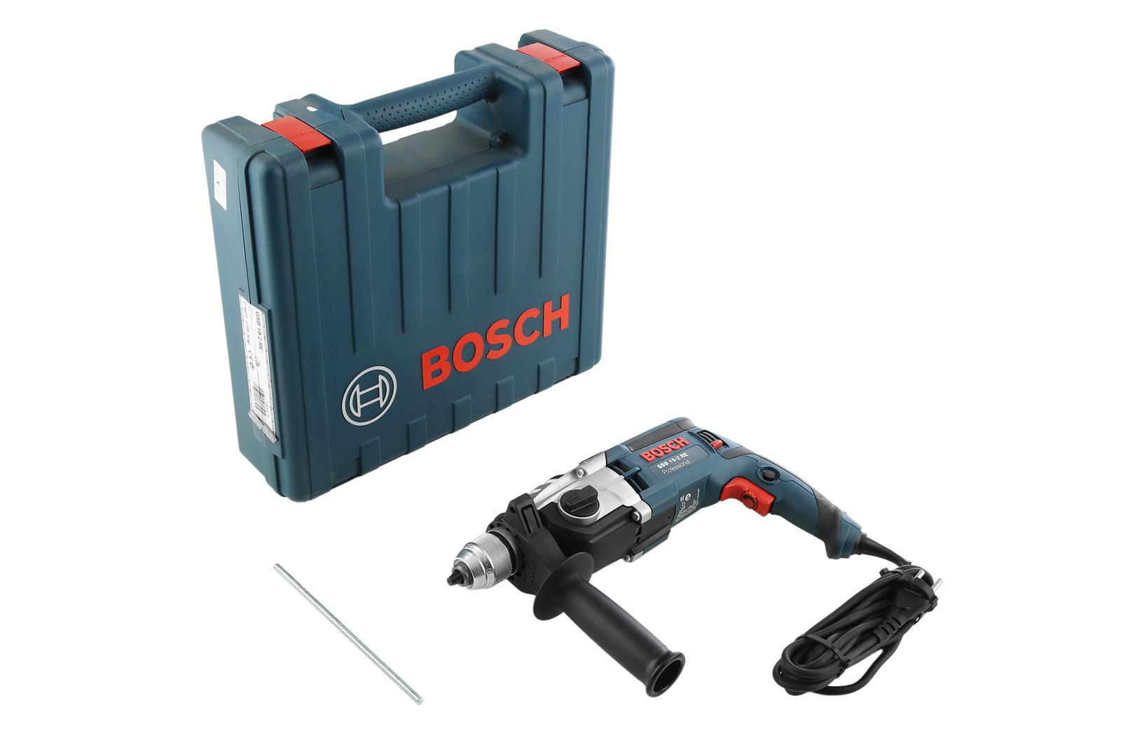 Дрель ударная Bosch Gsb 19-2 re БЗП (0.601.17b.500)