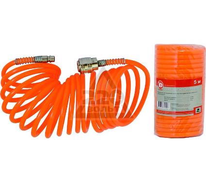 Шланг спиральный для пневмоинструмента КАЛИБР Калибр- 5